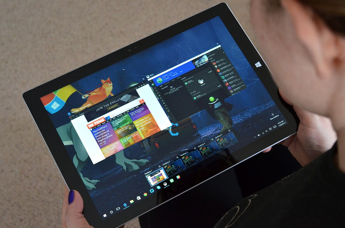 Windows 10 review and download free
