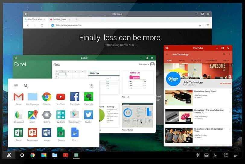 Now You Can Run Multi Window Android On a Windows PC