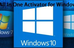 All In One Activator for Windows 7, 8, 8.1, 10 or Microsoft office