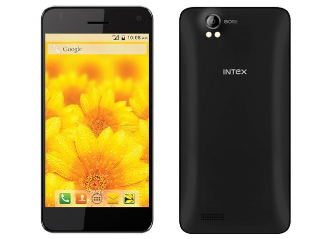 5 Top Android Phones Under 7000 Rupees With 1 GB Ram- intex aqua style pro