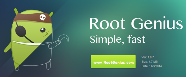 How To Root Any Android Device Using Root Genius