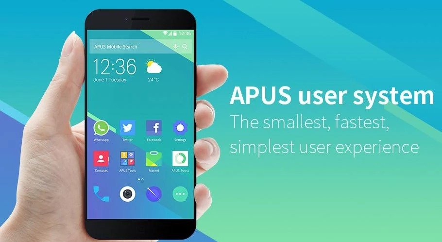 APUS Launcher best launcher for android