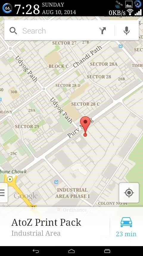 Offline Google Maps For Android