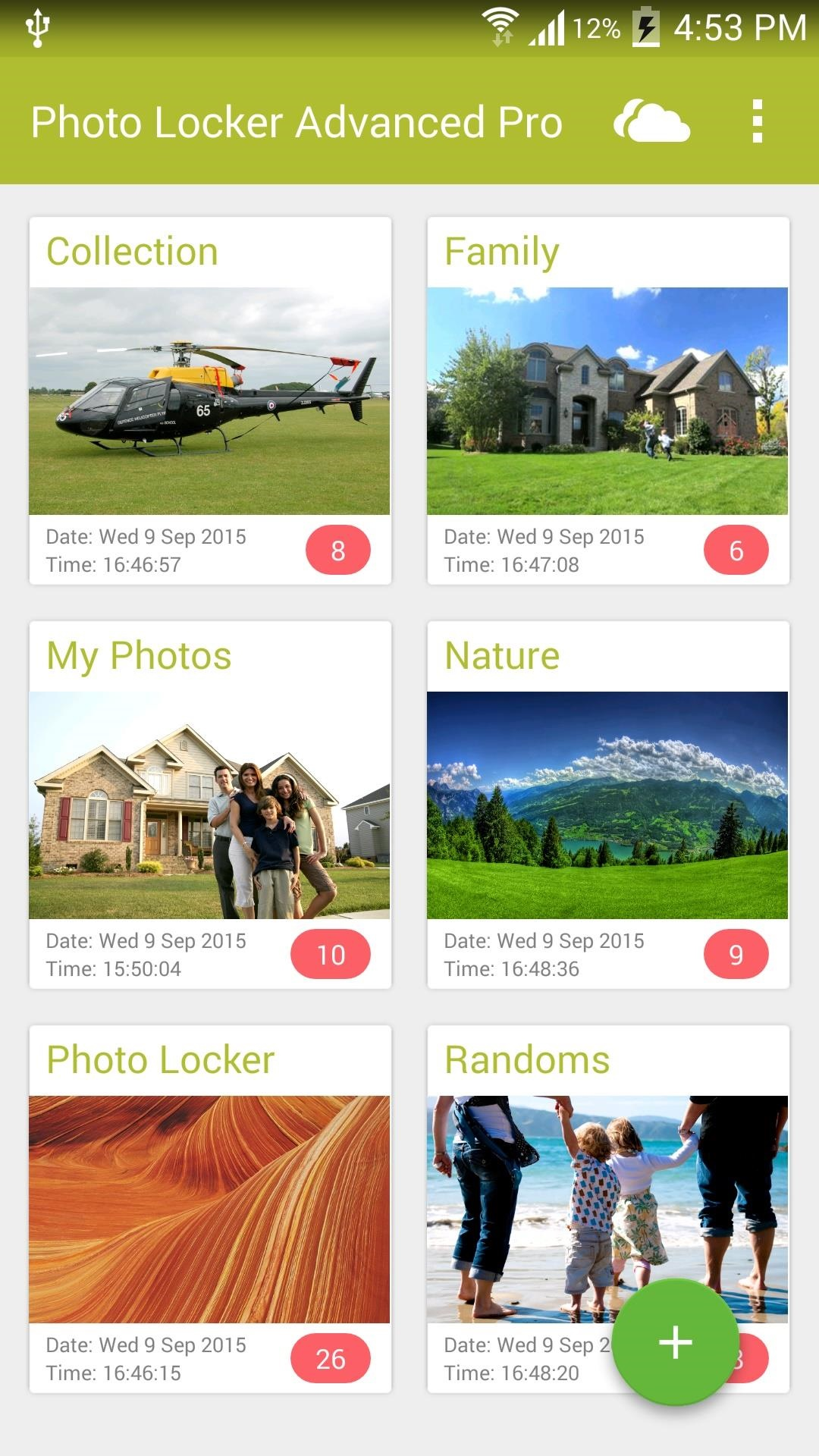 Lock Your Images On Android Phone With Photo Locker App
