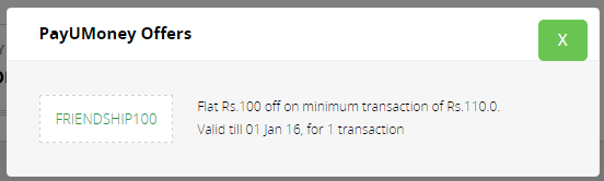 How To Get 100 Rupees Of On BookMyShow From PayUMoney