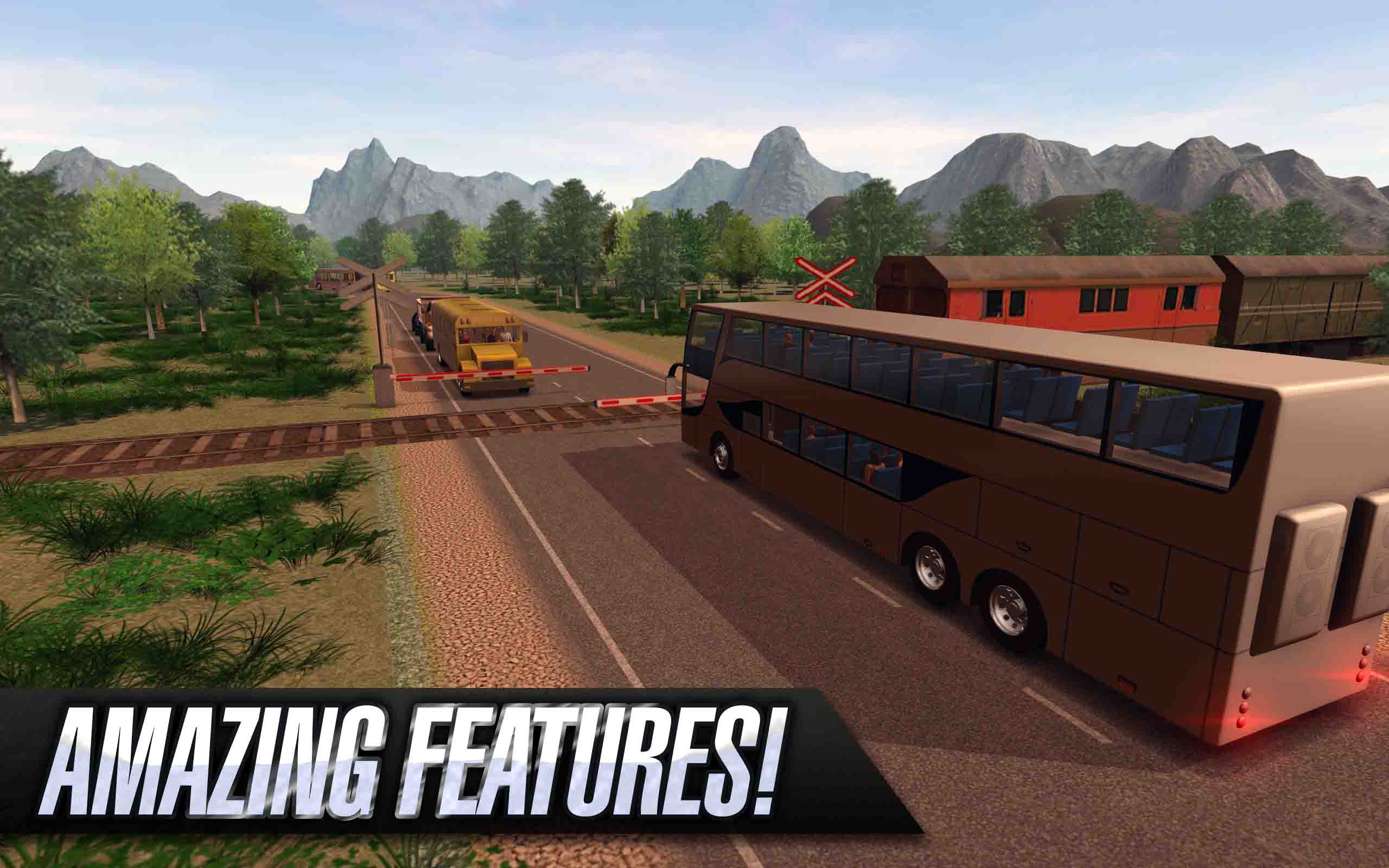 Download Bus Simulator 2015 for PC Apk with Bluestacks