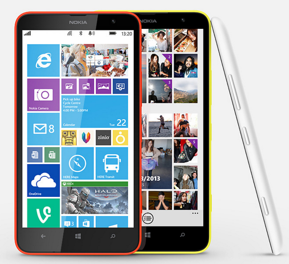 Nokia Lumia 1320 Best phone for gaming purpose