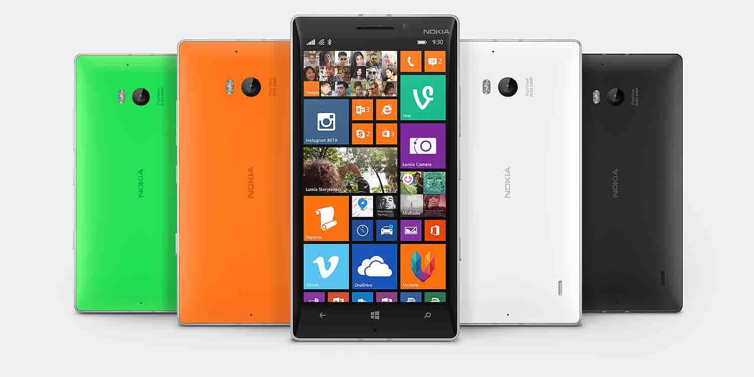 Nokia Lumia 930 Top 5 Smartphones Best FOr Gaming