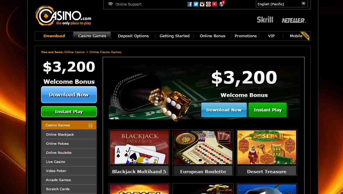Best casino gambling site west coast casino parties