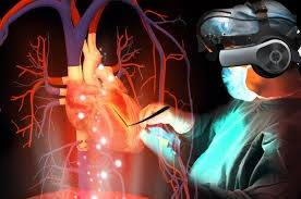 Virtual Reality In Medical Field