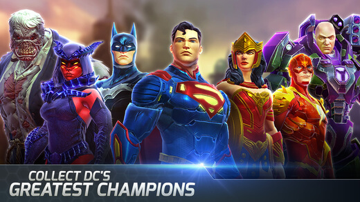 DC Legends - The Ultimate RPG Game for Android and Ios