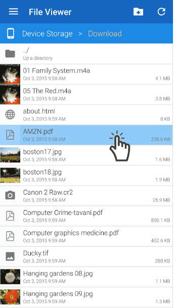 All In One File Reader For Android