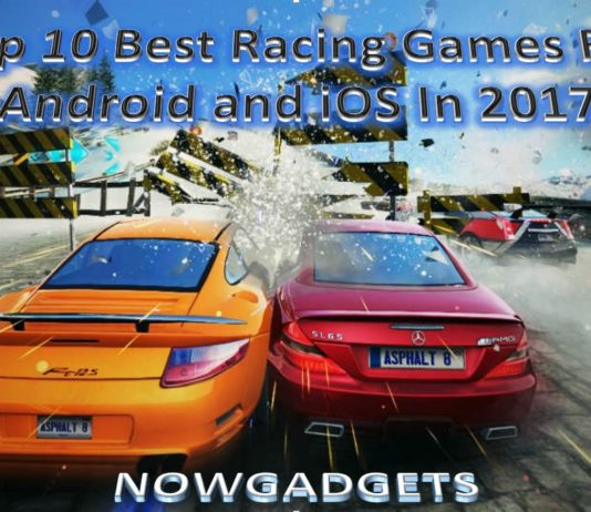 Top 10 Best Racing Games For Android and iOS In 2017 For Free