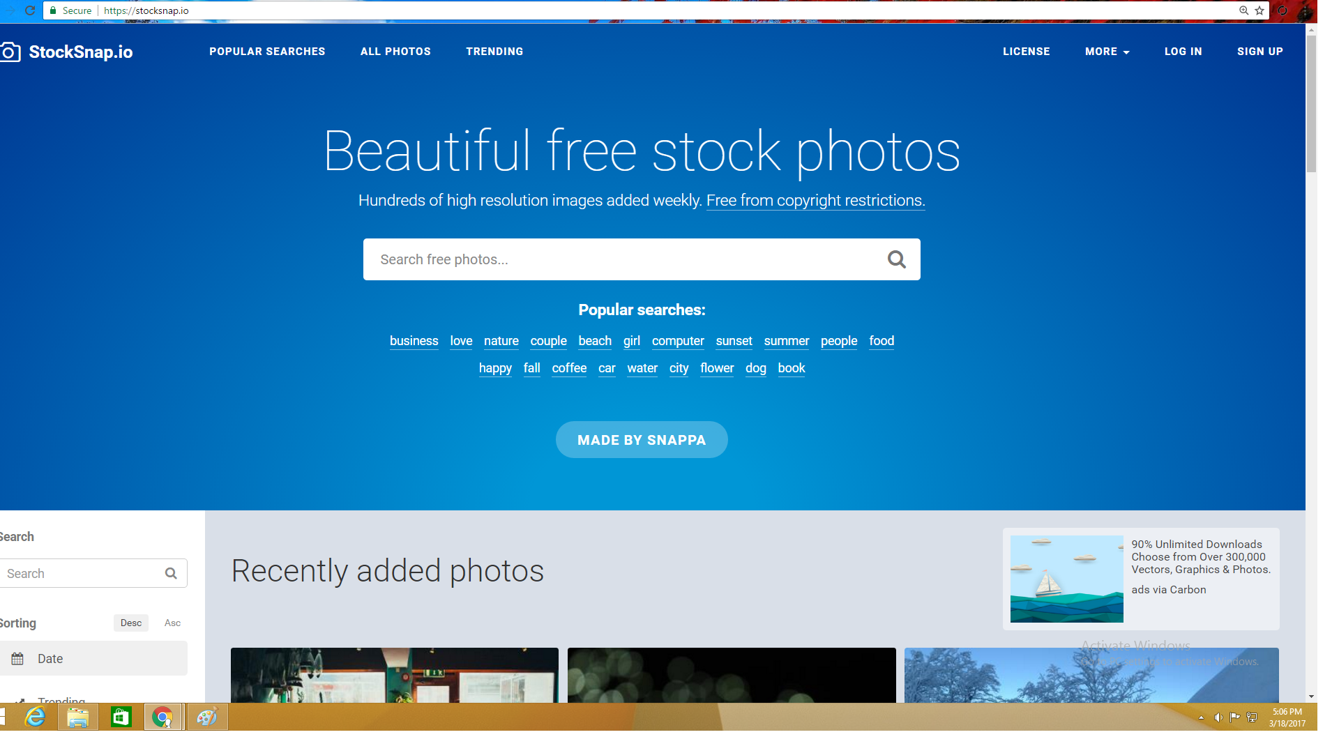 best paid stock photo sites