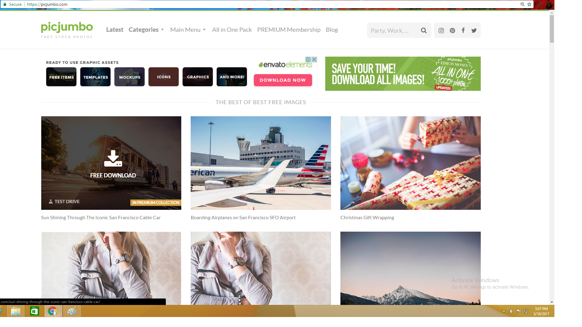 Best Stock Photo Sites For Photographers