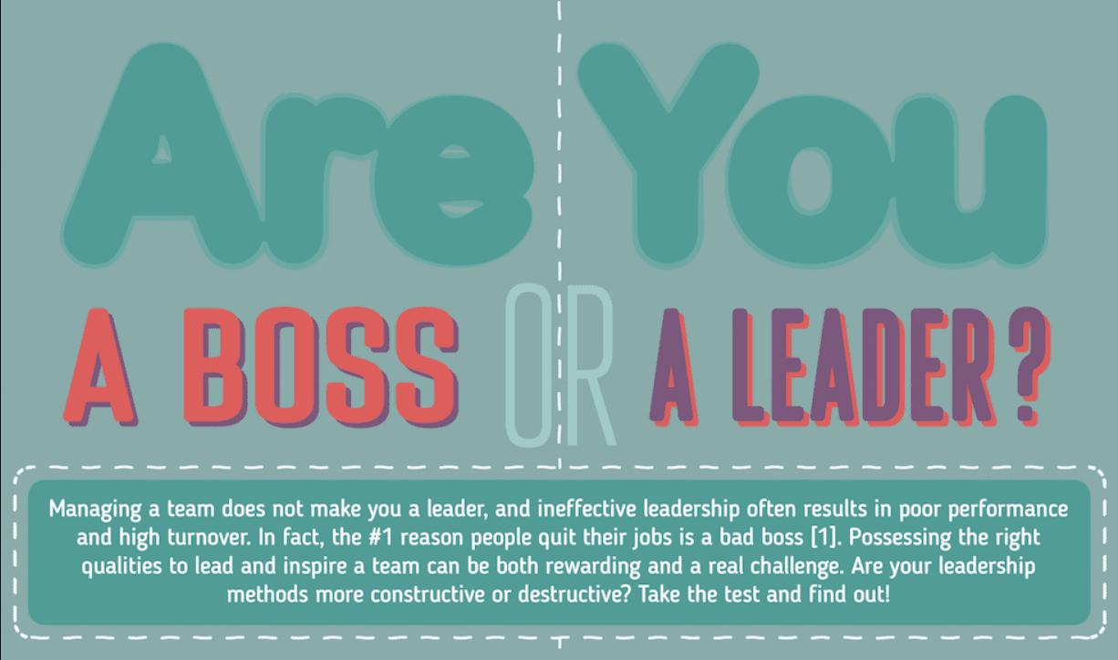 Boss vs Leader The Never-Ending Battle Between Power and Leadership-min