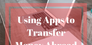 Using Apps to Transfer Money Abroad