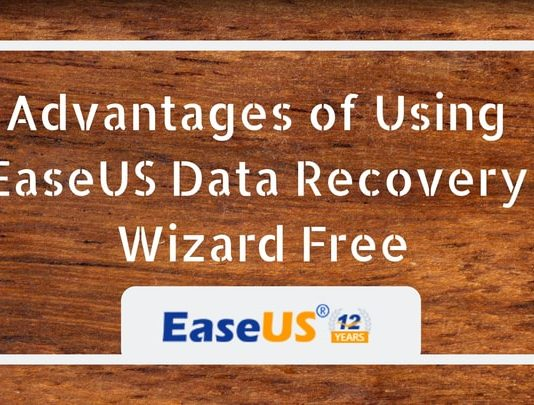 Advantages of Using EaseUS Data Recovery Wizard Free